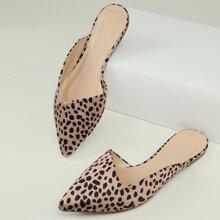 Leopardenmuster  Ballerinas