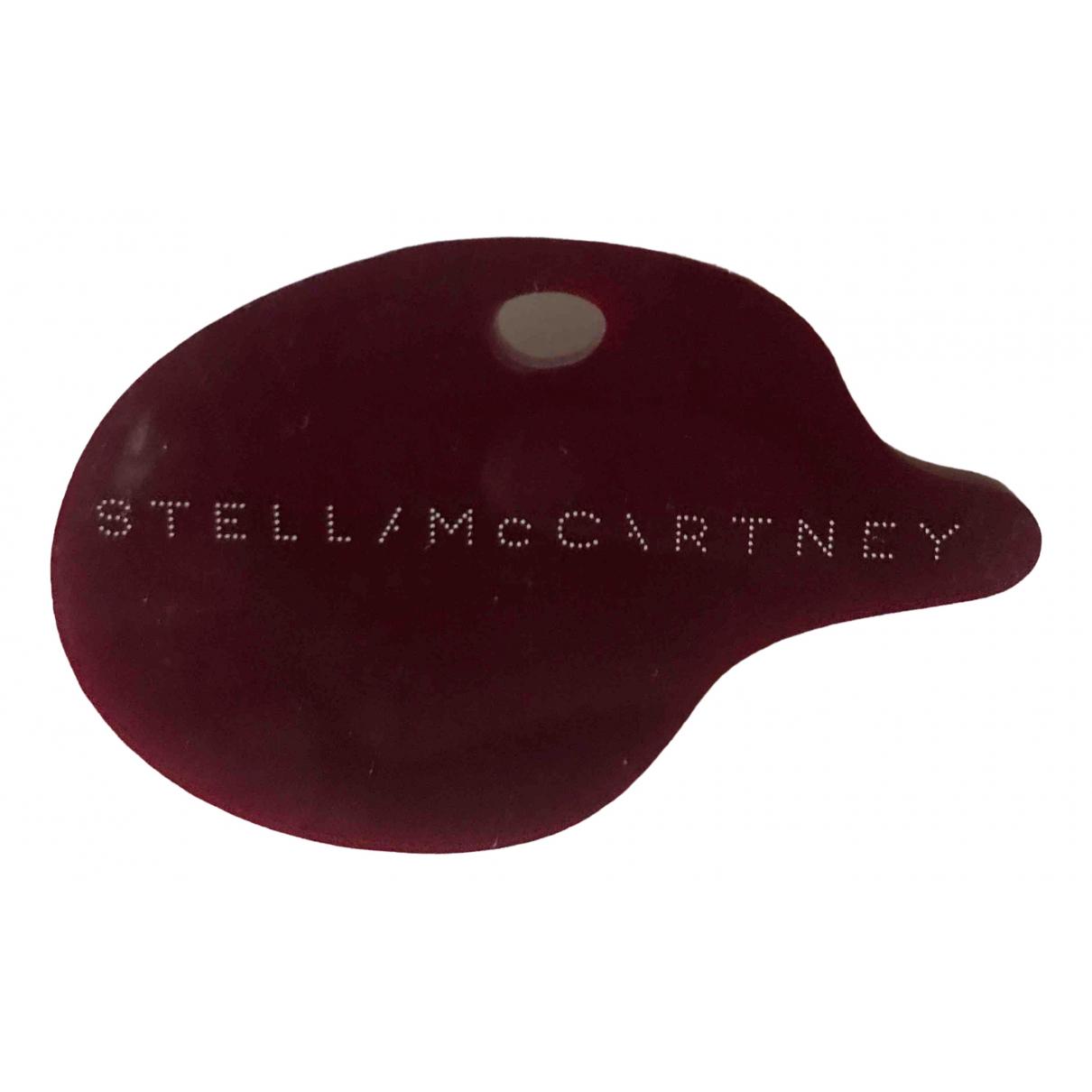 Stella Mccartney - Broche   pour femme - violet
