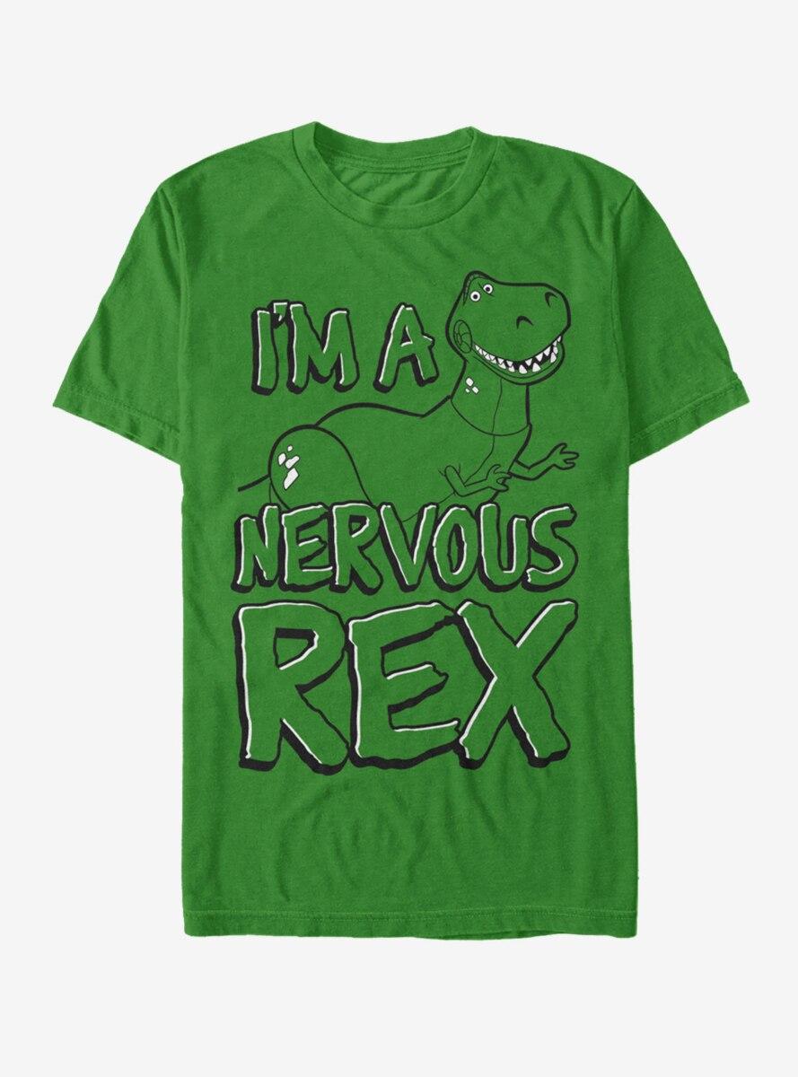 Disney Pixar Toy Story Nervous Rex T-Shirt
