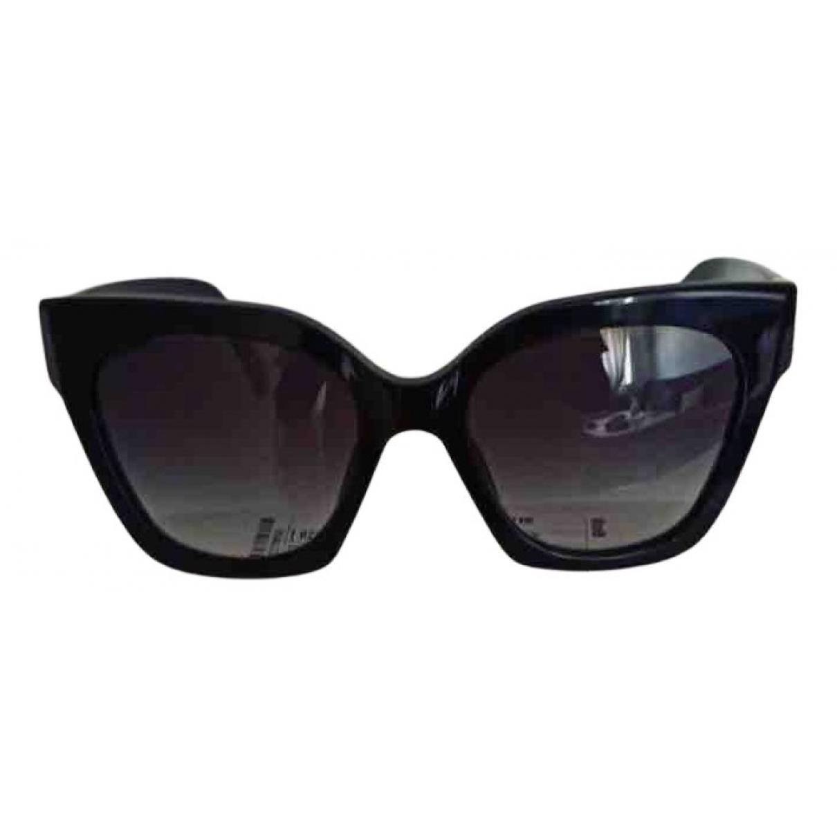 Marc Jacobs \N Sonnenbrillen in  Schwarz Kunststoff