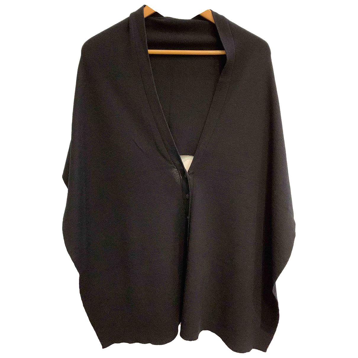 Balenciaga - Pull   pour femme en cachemire - noir