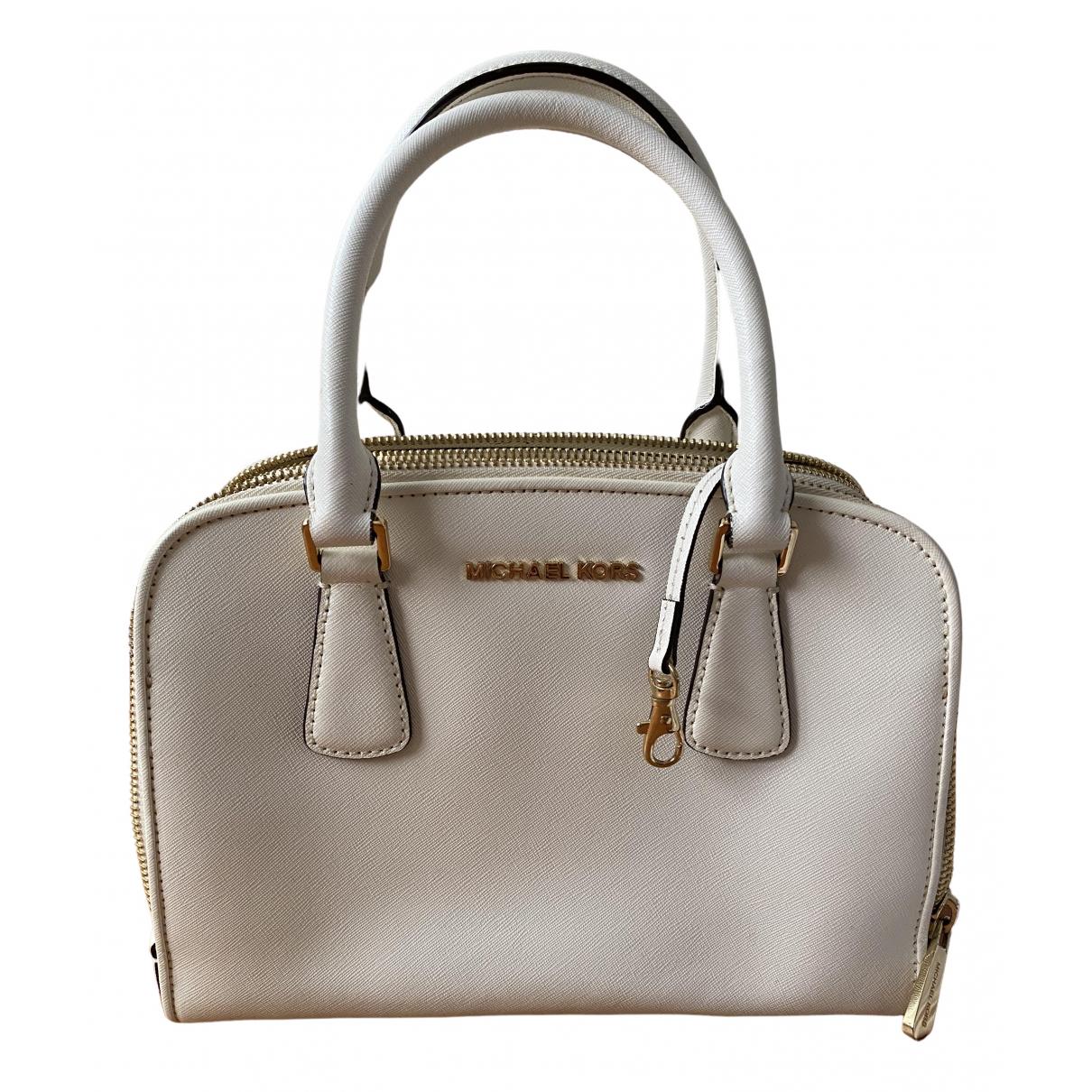 Michael Kors N White Cloth handbag for Women N