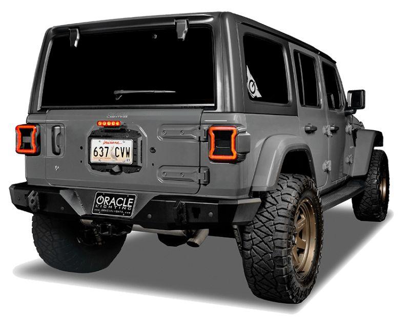 Oracle Lighting 5854-504 Smoked Lens LED Third Brake Light Jeep Wrangler JL 18-20