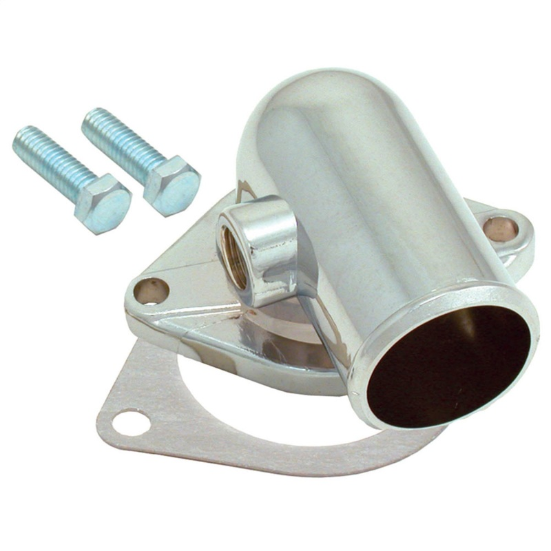 Spectre 4736 Ford 390-428 Water Neck - Chrome