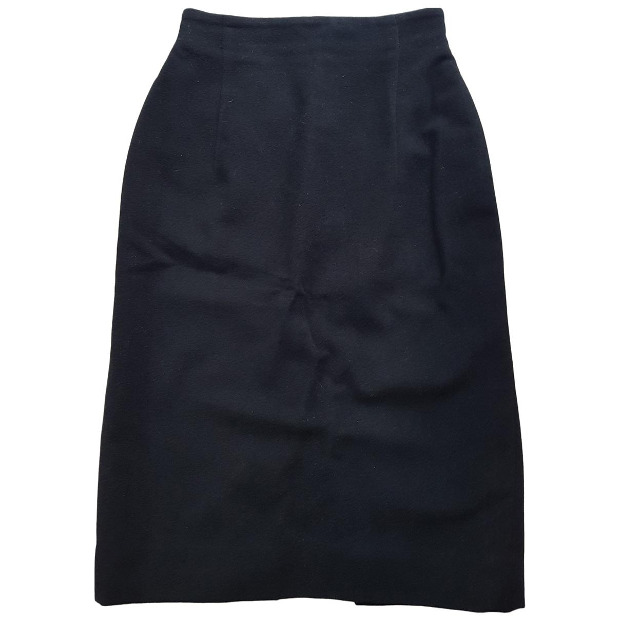 Jil Sander \N Black Wool skirt for Women XS International