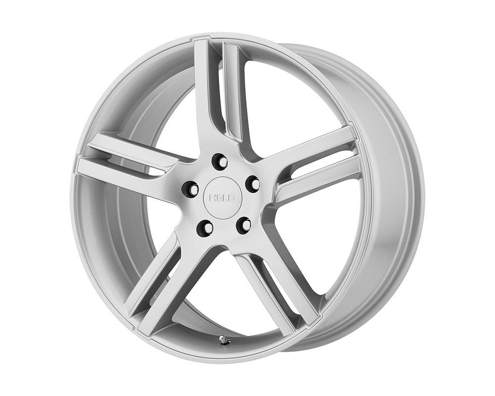 Helo HE885 Wheel 18x8 5x5x112 +38mm Silver