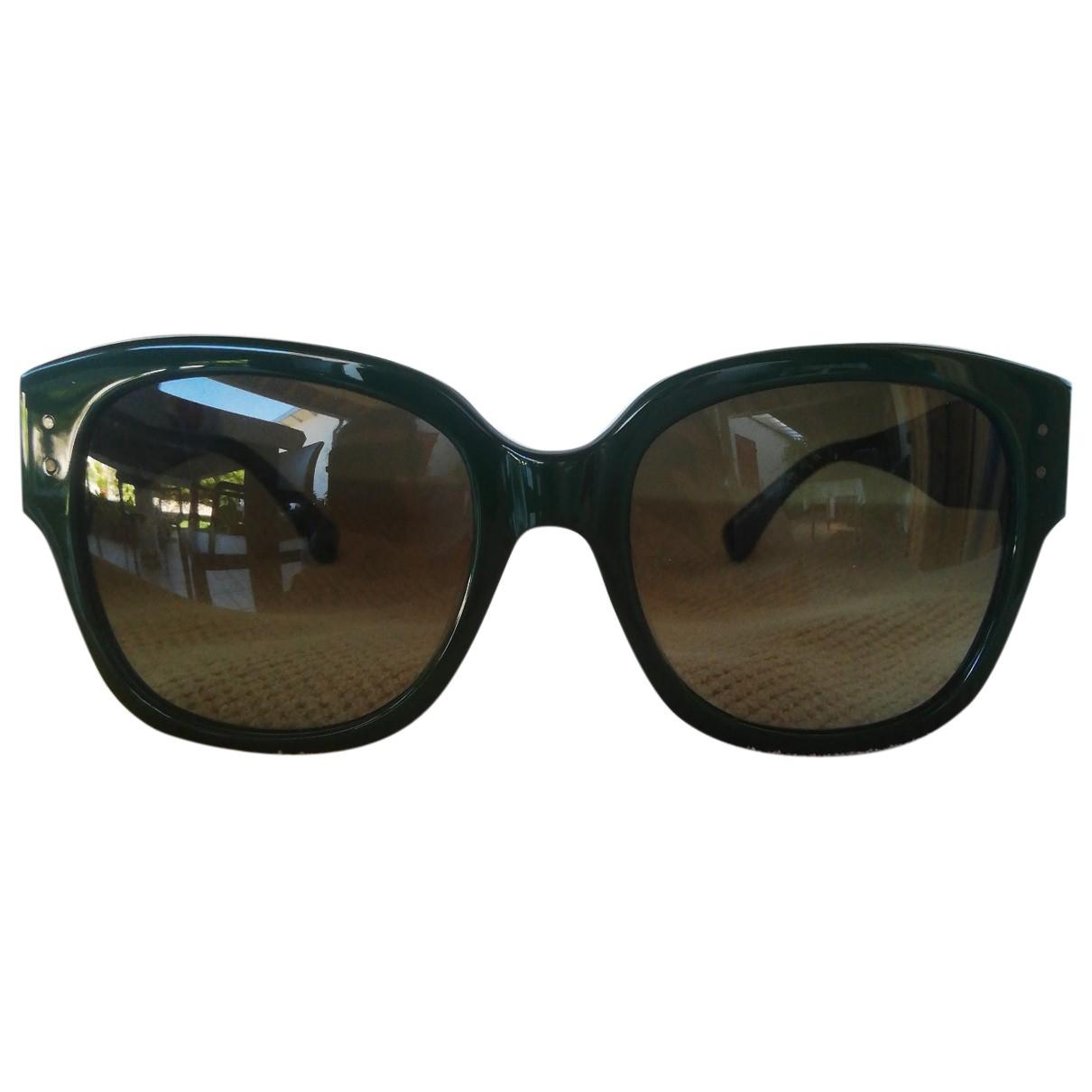 Moncler \N Green Sunglasses for Women \N