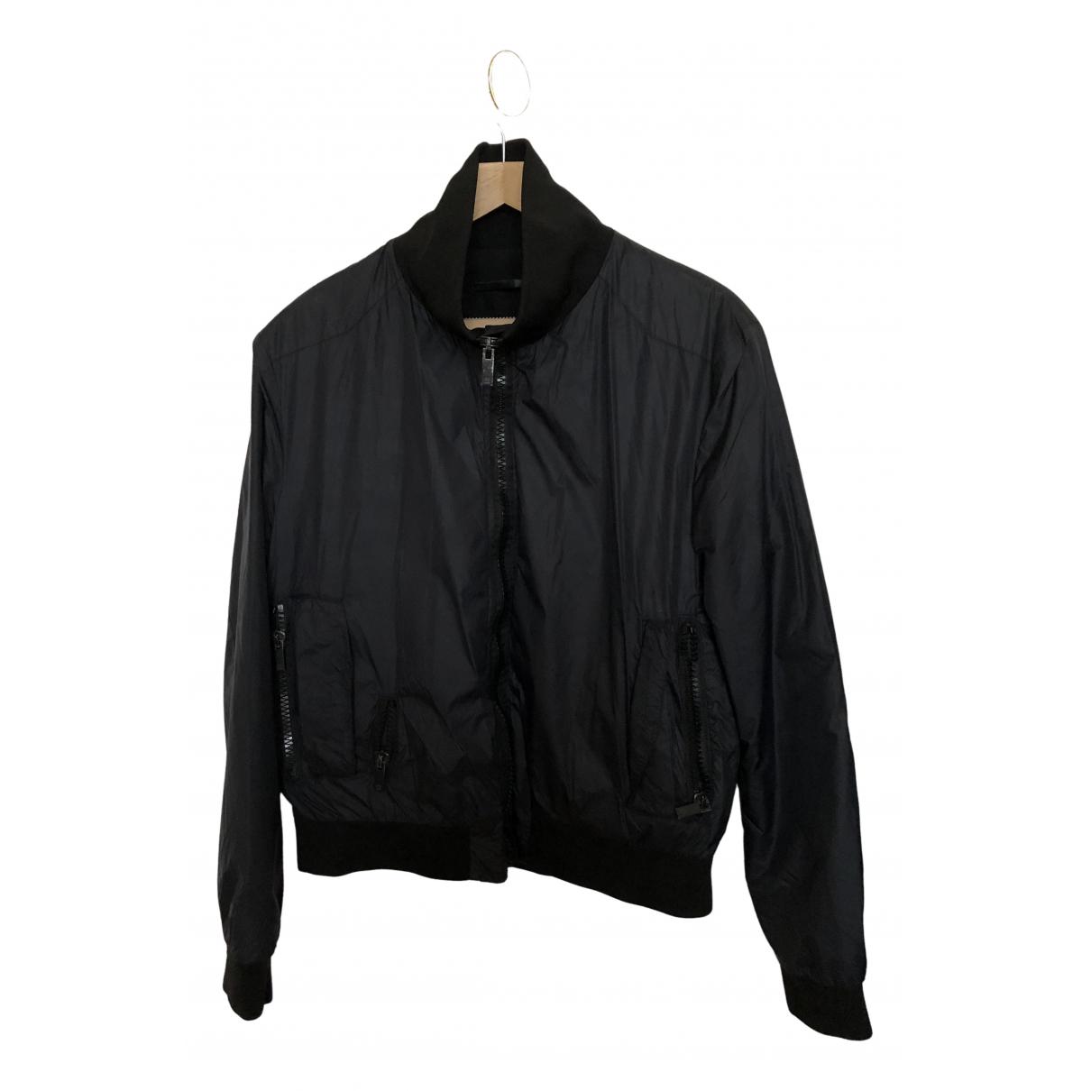 Givenchy N Black Cotton jacket  for Men 52 FR