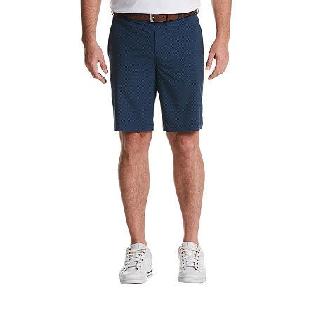 PGA TOUR Mens Moisture Wicking Golf Short, 36 , Blue