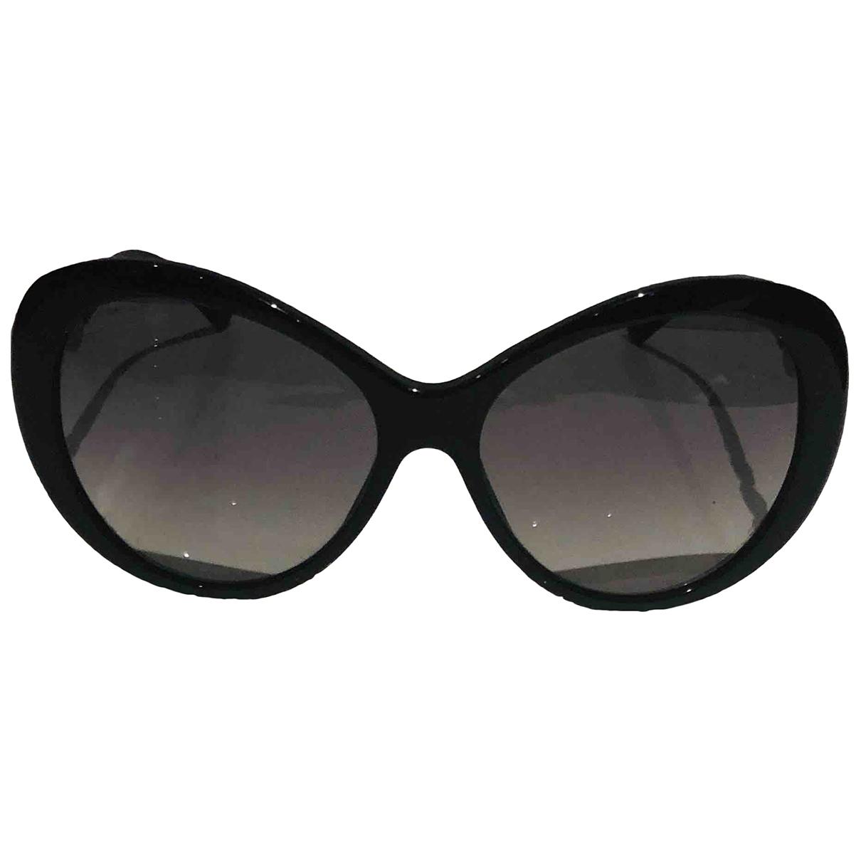 Versace - Lunettes   pour femme - noir