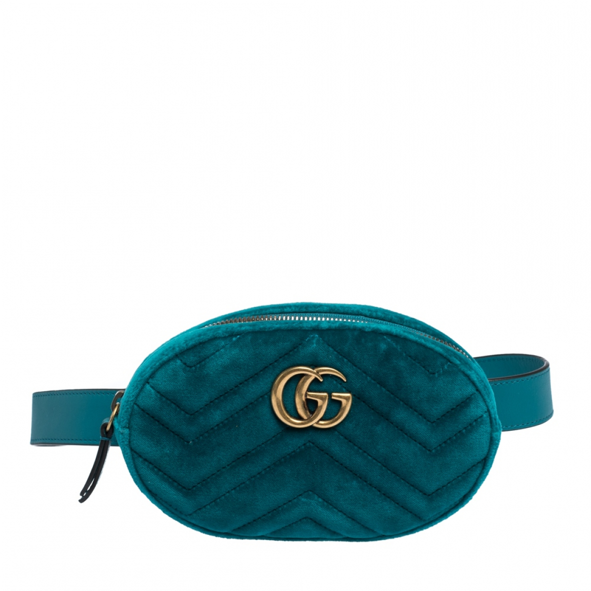 Gucci Marmont Clutch in Samt