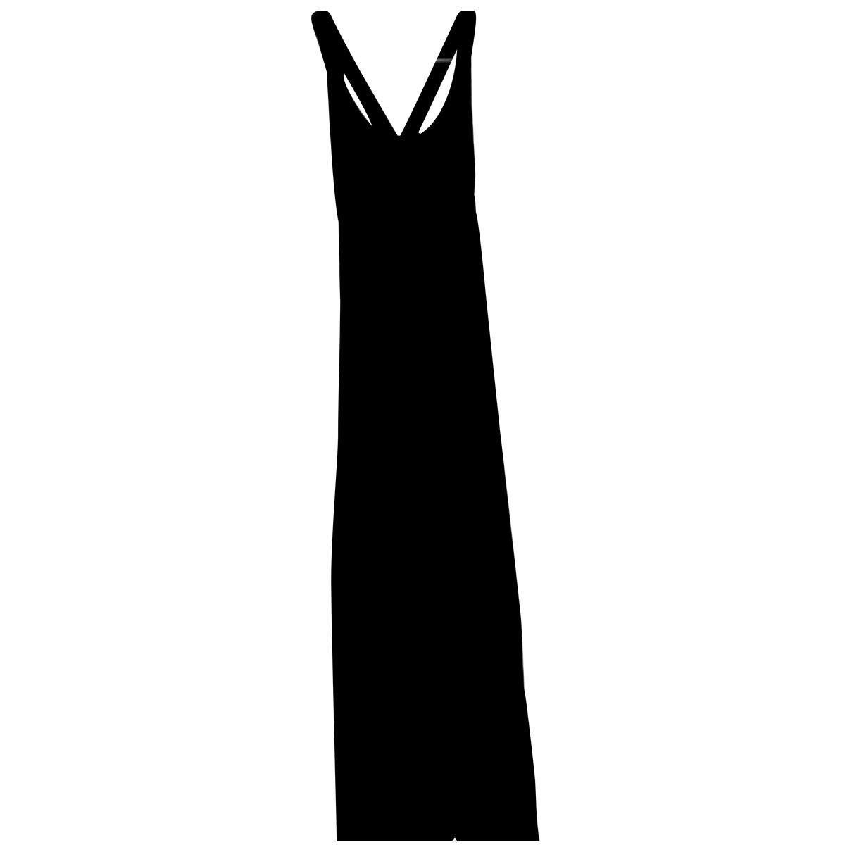 Maxi vestido Oysho