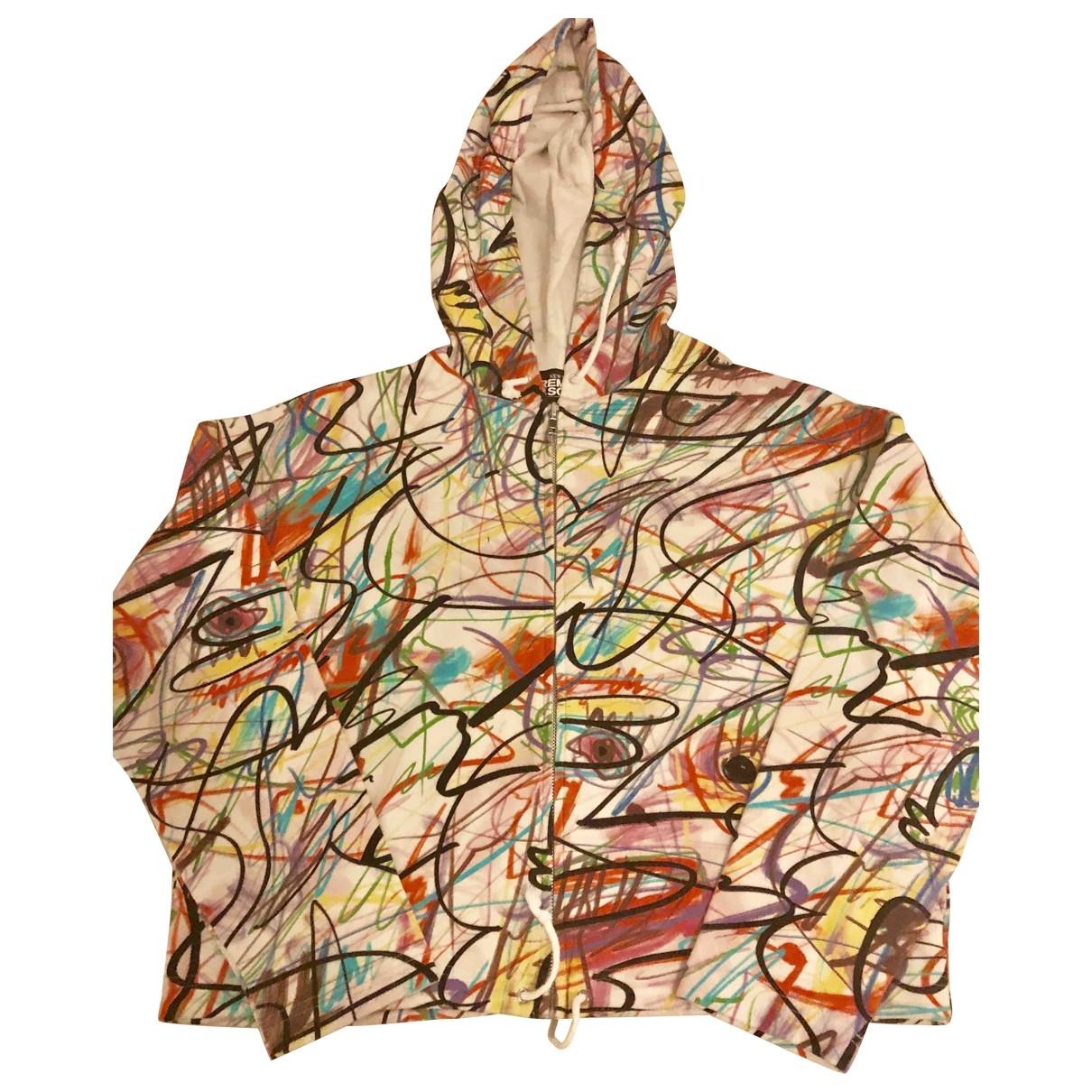 Jeremy Scott \N Multicolour Cotton Knitwear for Women 40 IT