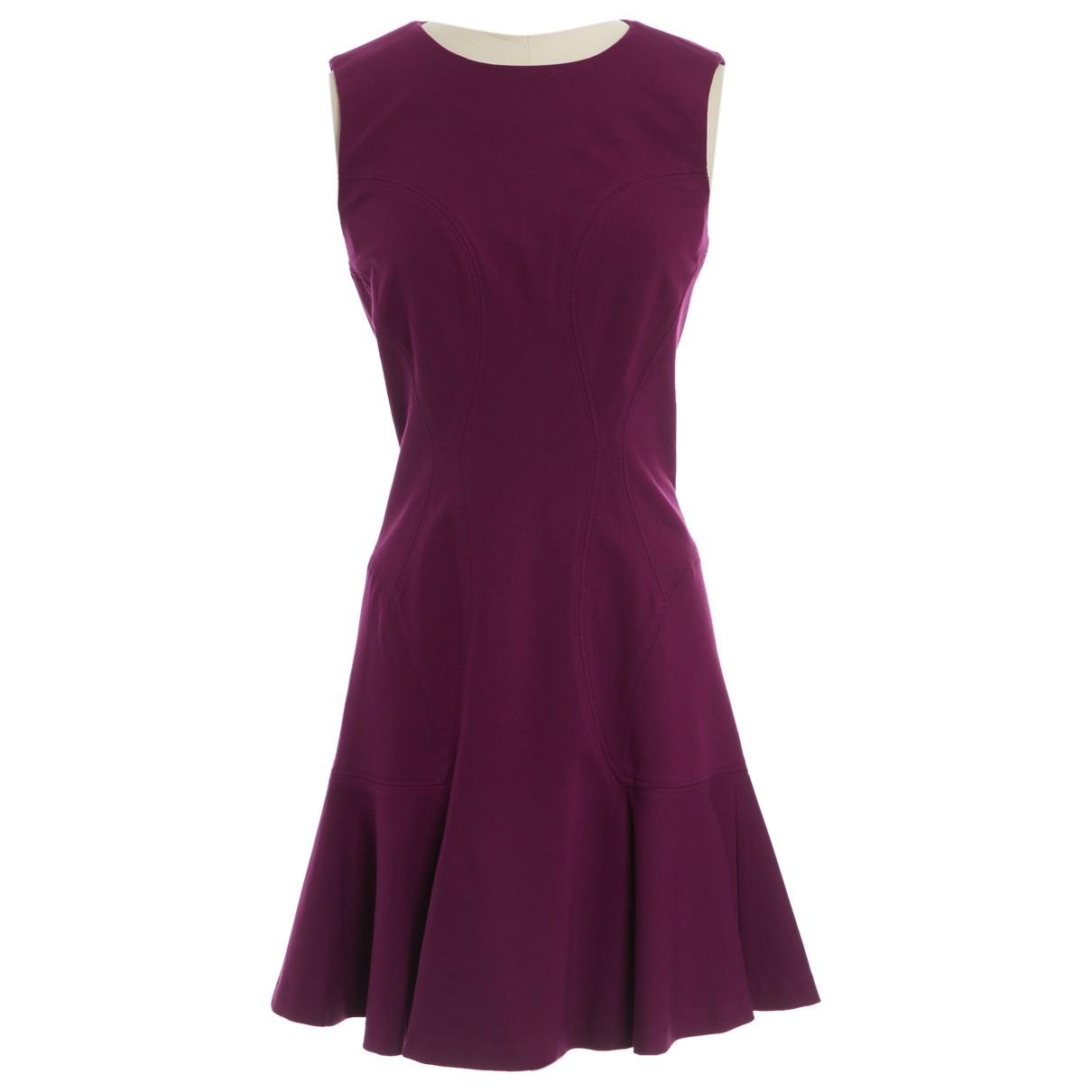 Diane Von Furstenberg \N Purple dress for Women 2 US