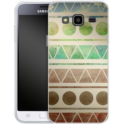Samsung Galaxy J3 (2016) Silikon Handyhuelle - Transition von Terry Fan