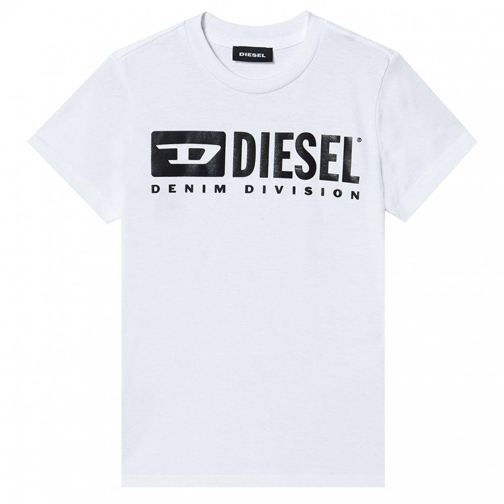 Diesel Tjdivision Colour: WHITE, Size: 16 YEARS