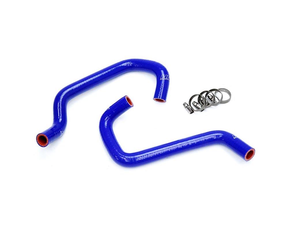 HPS Blue Reinforced Silicone Heater Hose Kit Coolant for Toyota 11-15 Tundra 4.0L V6