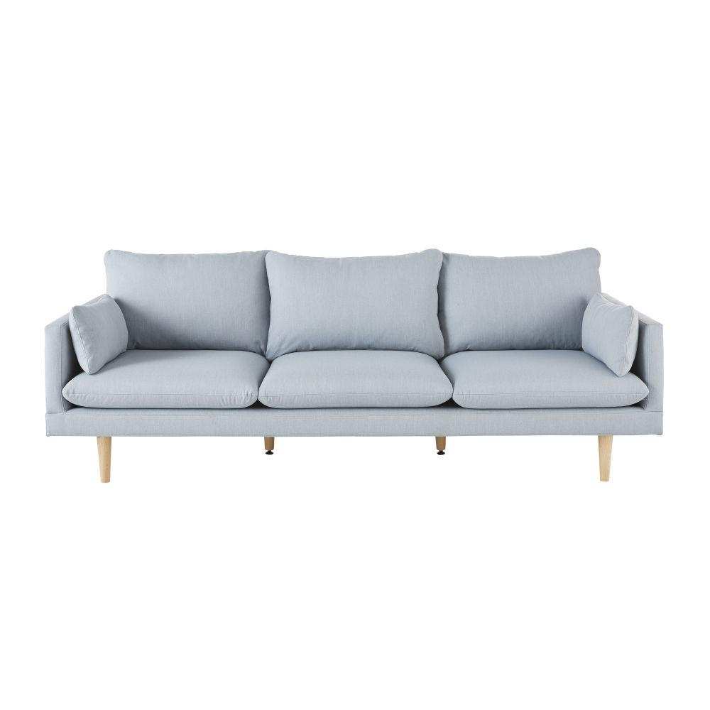 3-Sitzer-Sofa, gletscherblau Collins
