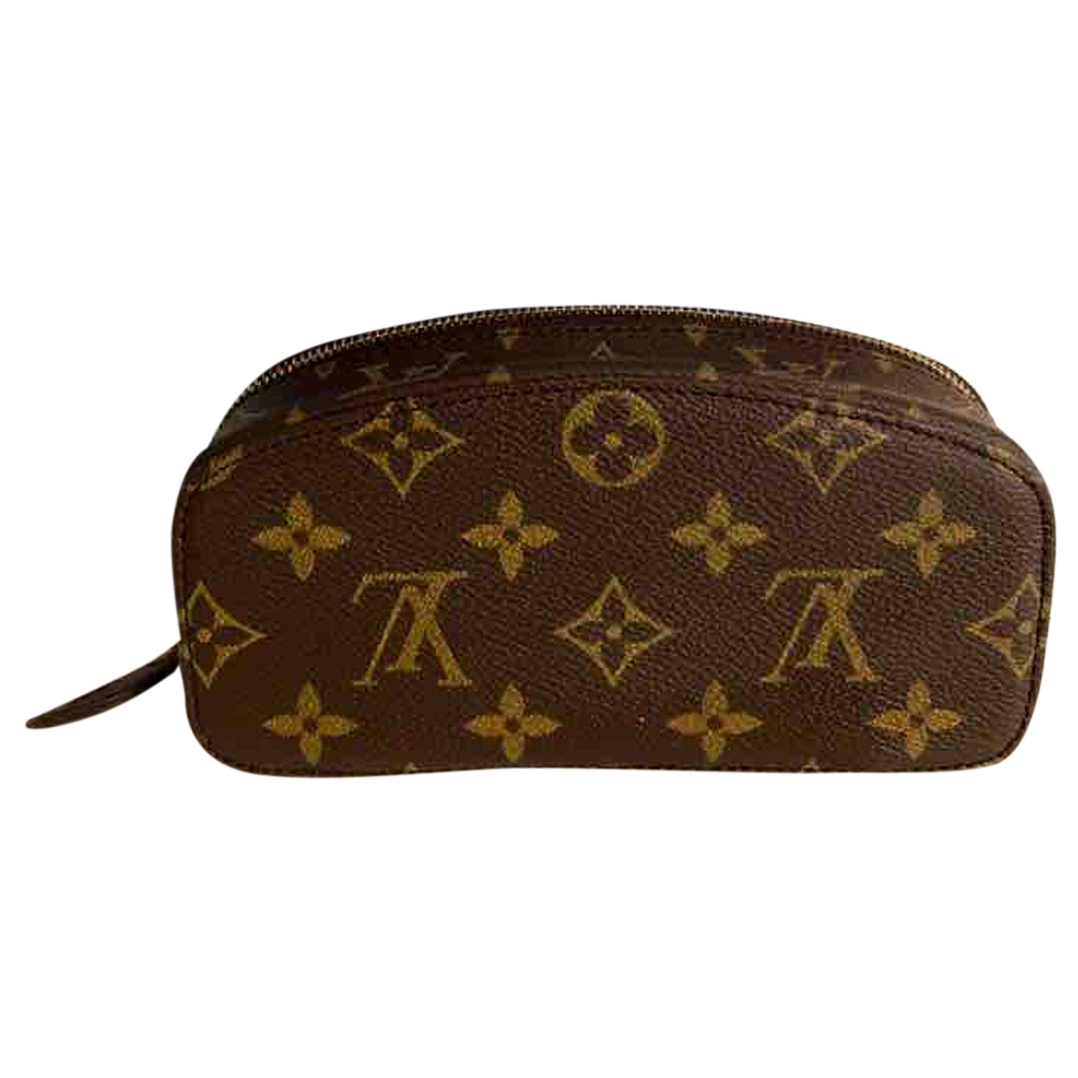 Louis Vuitton - Objets & Deco Boite a bijoux pour lifestyle en toile - marron