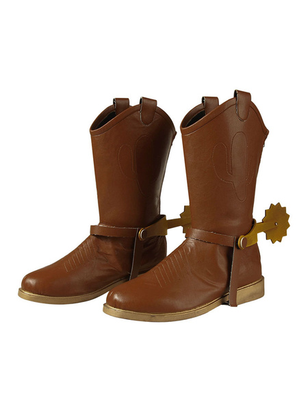 Milanoo Toy Story Woody Halloween Cosplay Shoes