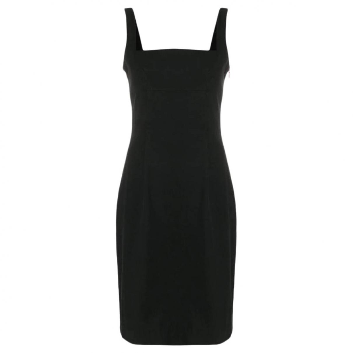 Givenchy - Robe   pour femme en coton - noir