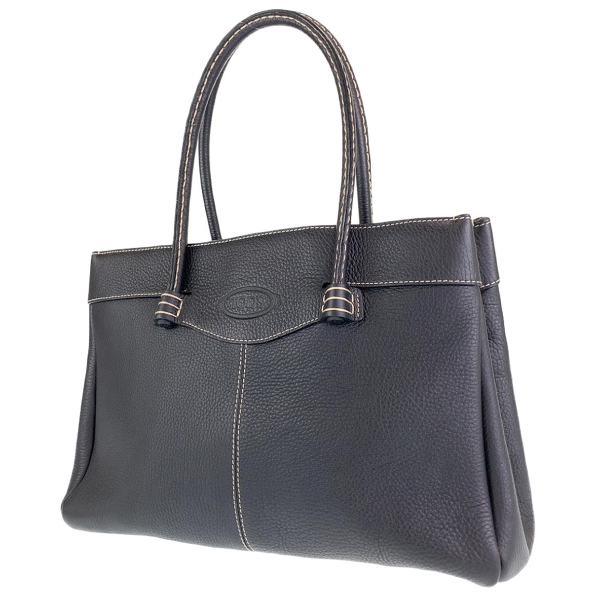 Tod's N Leather handbag for Women N