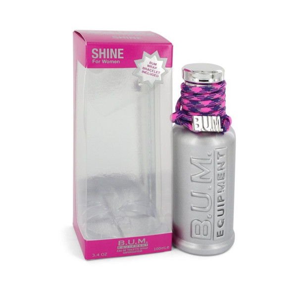 Shine - B.U.M. Equipment Eau de toilette en espray 100 ml