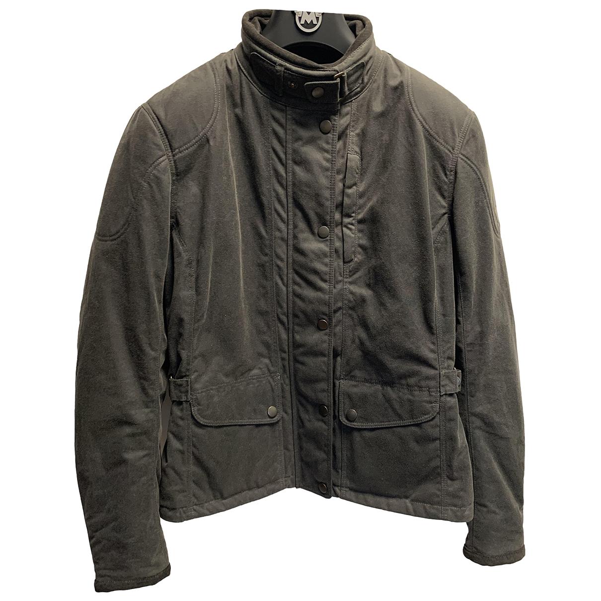 Matchless - Veste   pour femme en coton - gris