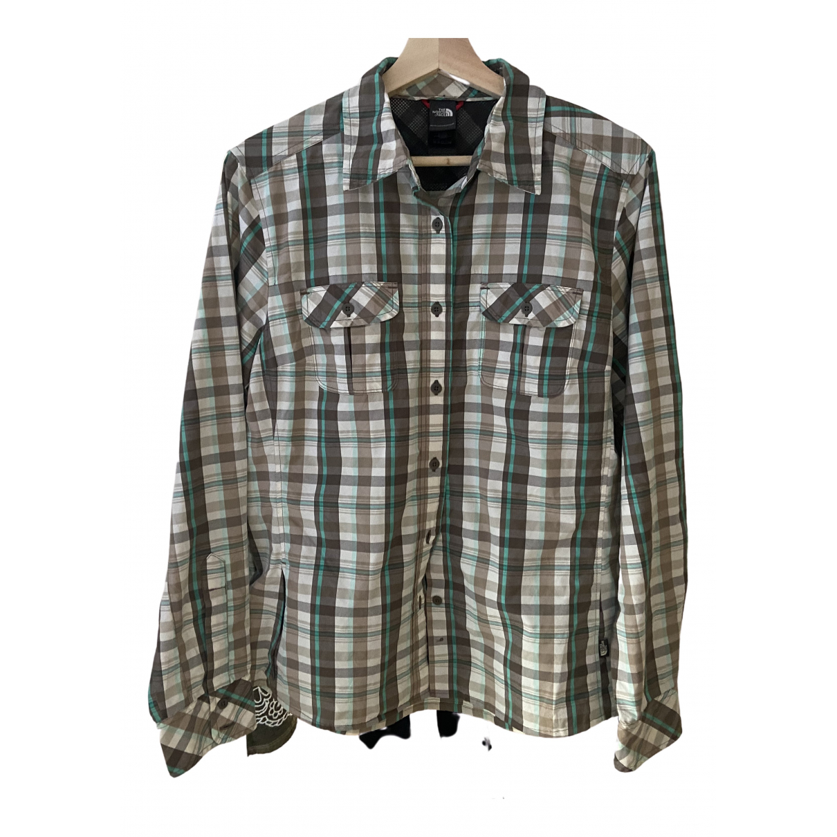 The North Face \N Top in  Ecru Polyester