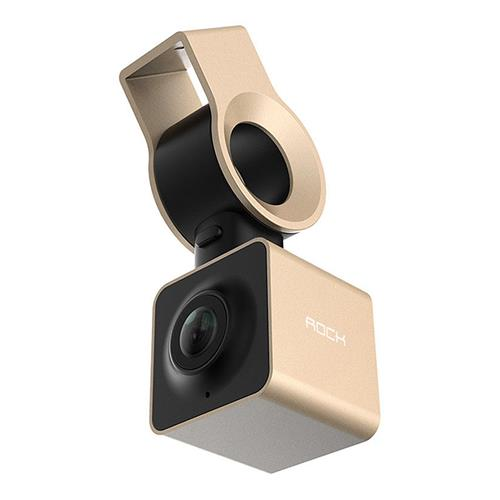 AutoBot Eye NTK96655 Sony IMX322 Car DVR Dash Camera 1080P 150 Degree Video Recorder Digital Night Vision - Gold
