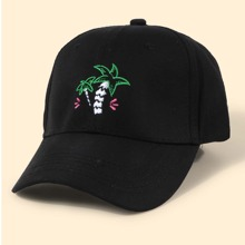 Kids Tree Embroidered Baseball Cap
