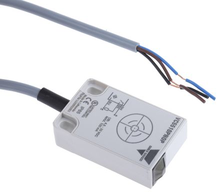 Carlo Gavazzi Capacitance Switch Level Sensor PNP Output