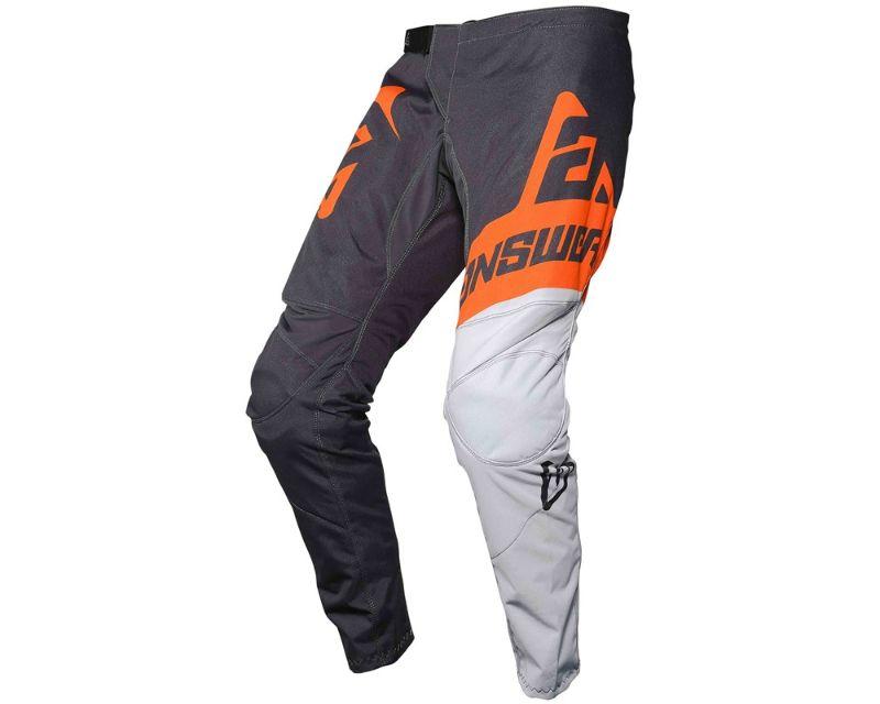 Answer 444946 A20 Syncron Voyd Pants Charcoal Gray Orange Y20