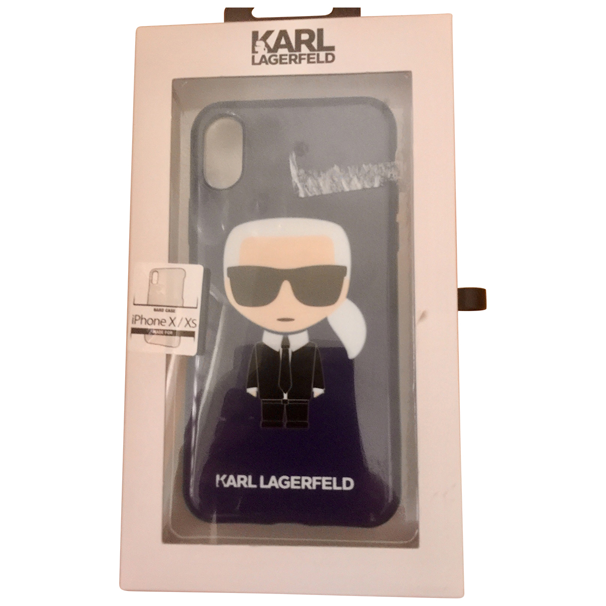 Karl Lagerfeld - Accessoires   pour lifestyle - marine