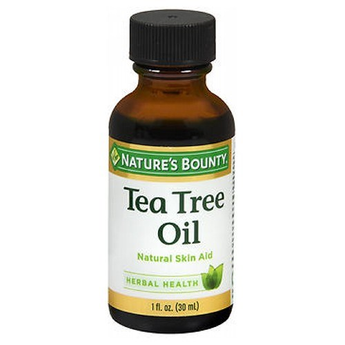 Nature's Bounty Tea Tree Oil 24 X 1 Oz by Nature's Bounty