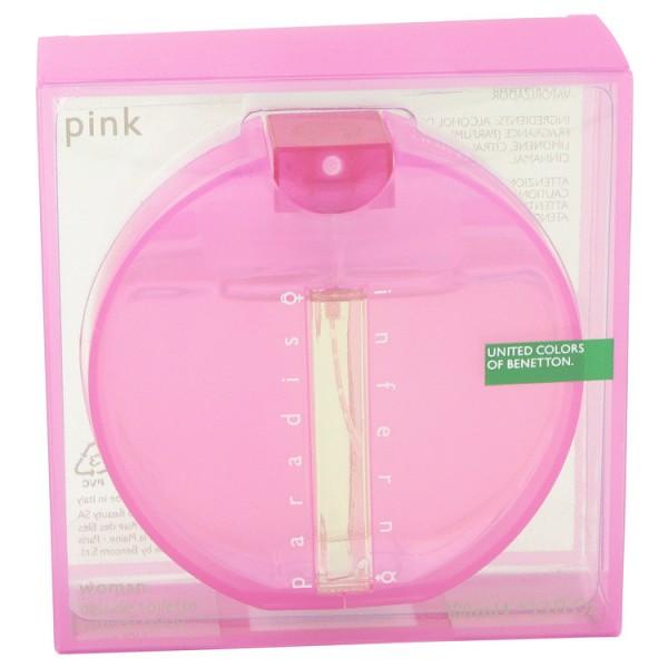 Inferno Paradiso Pink - Benetton Eau de toilette en espray 100 ML
