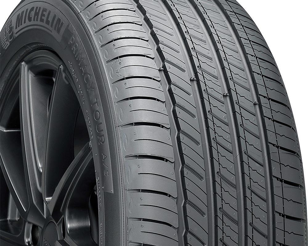Michelin 23553 Primacy Tour A/S Tire 255/40 R19 100V XL BSW