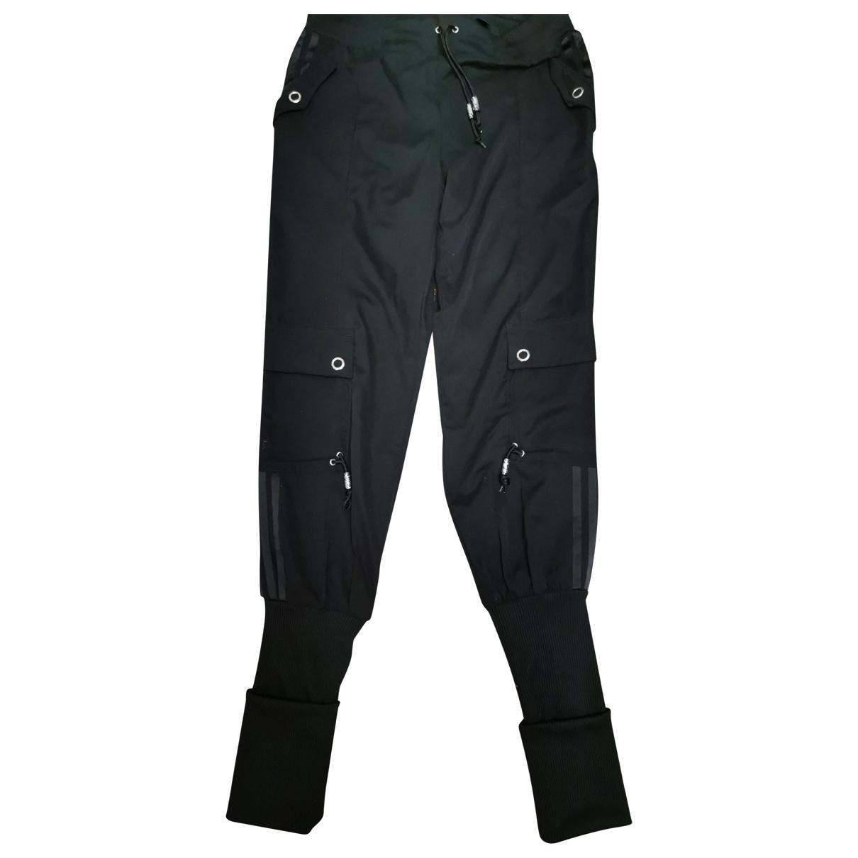Pantalon en Poliester Negro Adidas