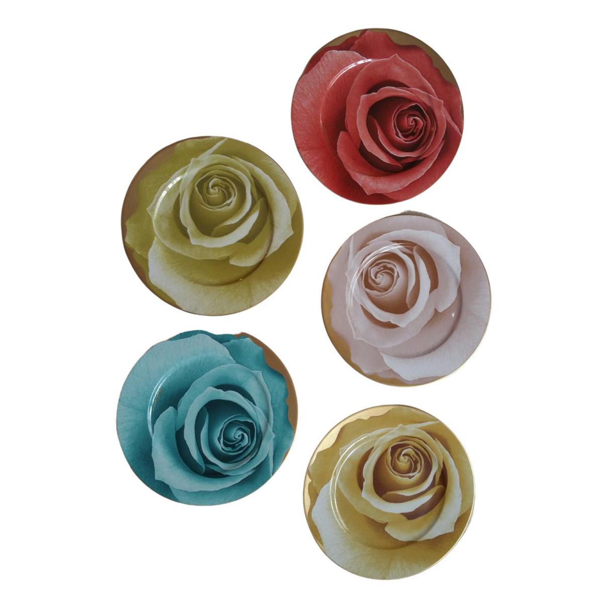 Platos de Ceramica Roberto Cavalli