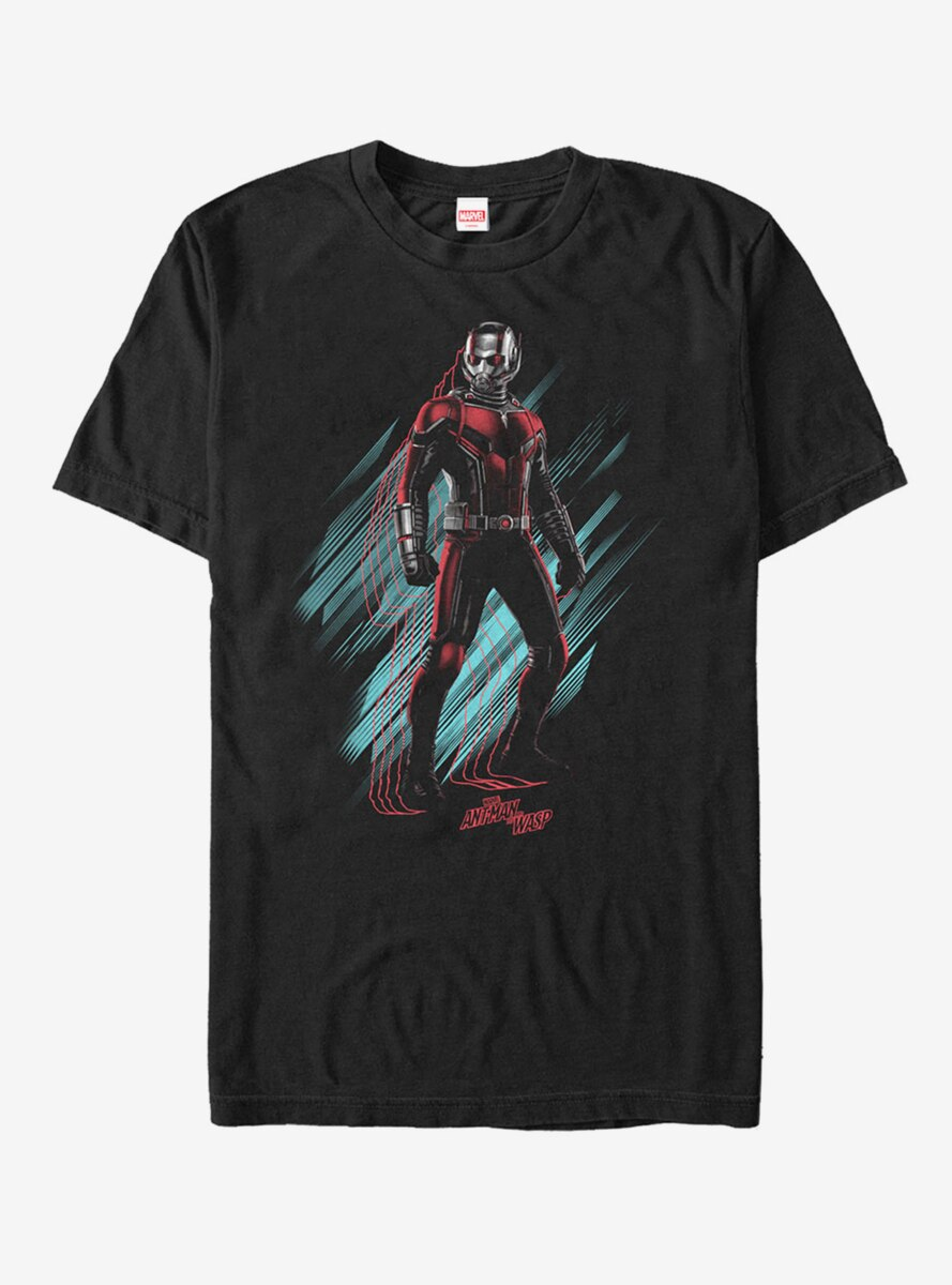 Marvel Ant-Man and the Wasp Streaks T-Shirt