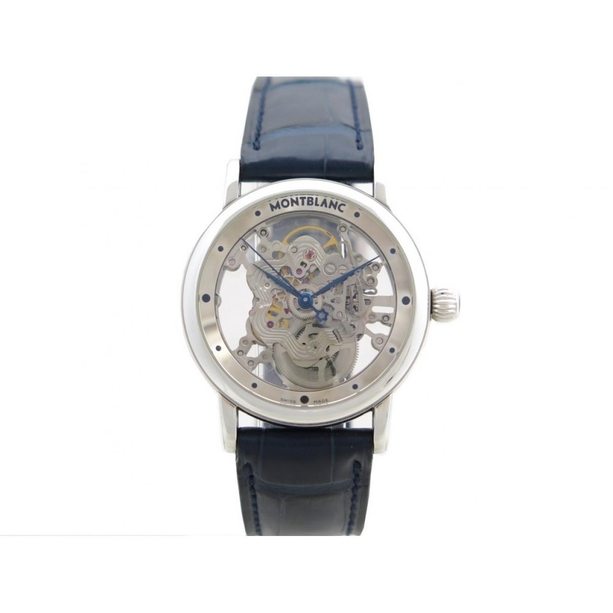 Relojes Meisterstuck Montblanc