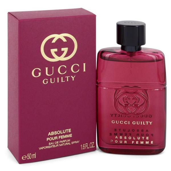 Gucci Guilty Absolute Pour Femme - Gucci Eau de parfum 50 ml
