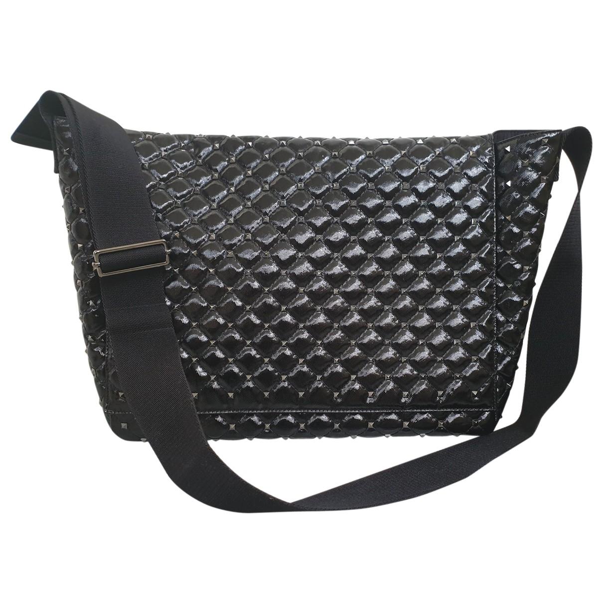 Valentino Garavani \N Black handbag for Women \N