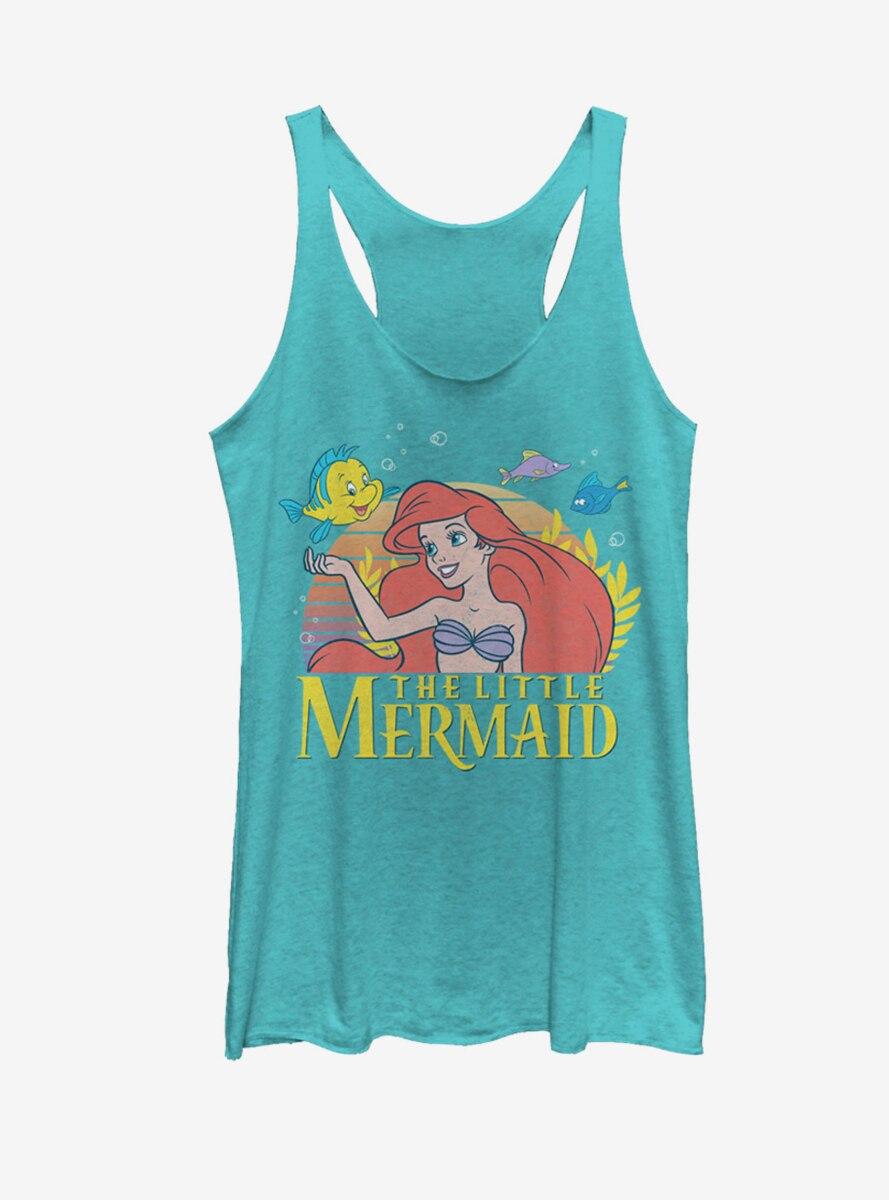 Disney Princess Ariel Classic Womens Tank