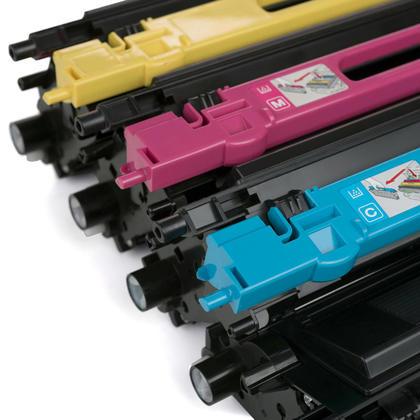 Compatible Brother HL-4050CN Toner Cartridges BK/C/M/Y