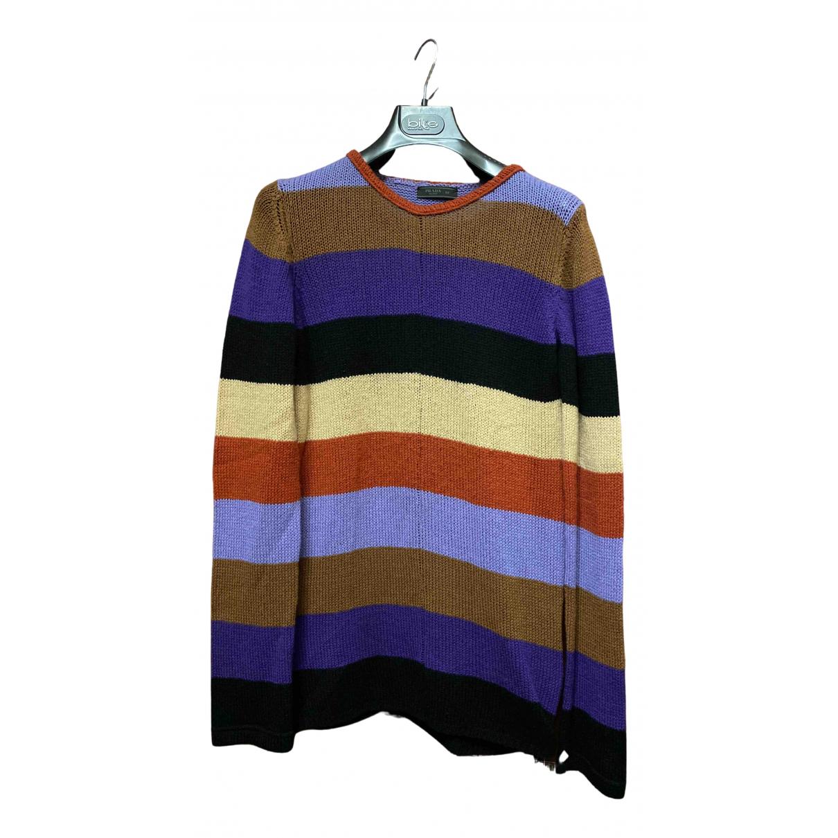 Prada - Pulls.Gilets.Sweats   pour homme en cachemire - multicolore