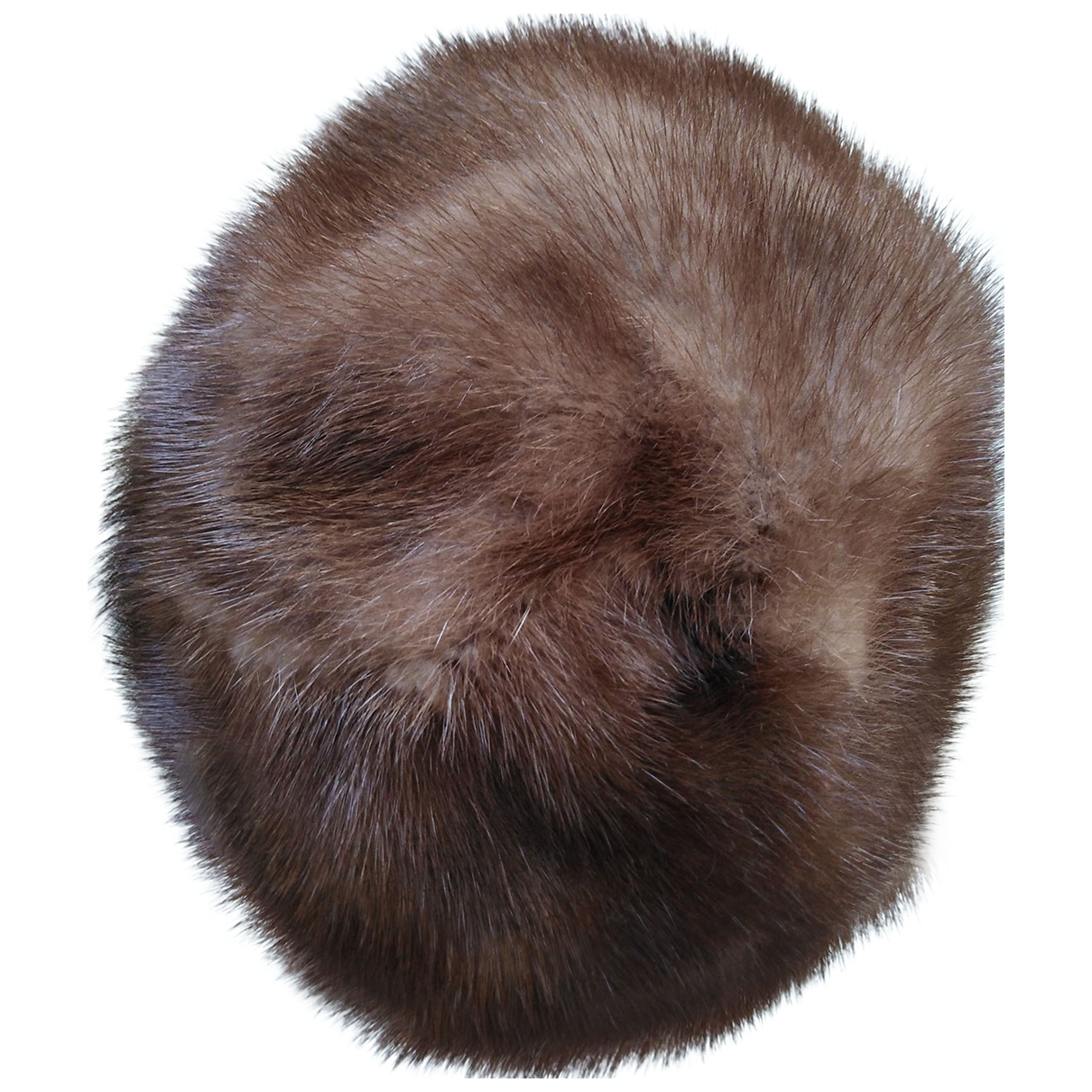 Non Signé / Unsigned \N Fur hat for Women M International