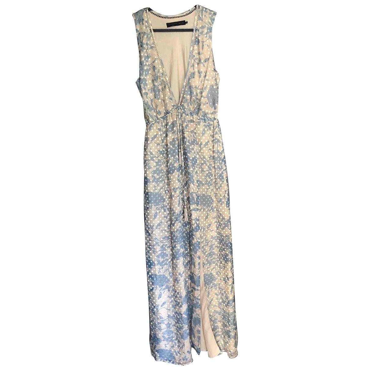 House Of Harlow \N Kleid in  Bunt Polyester