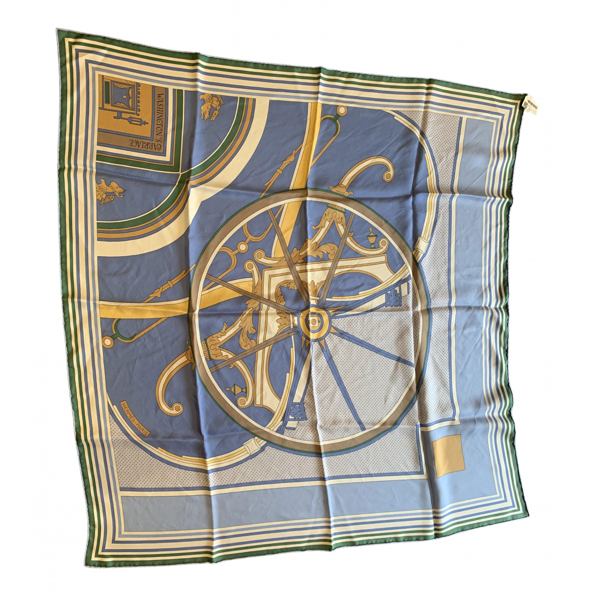 Hermès N Multicolour Silk scarf for Women N