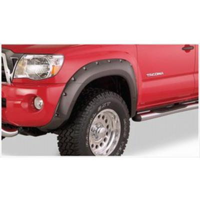 Bushwacker Toyota Tacoma Pocket Style Front Fender Flares (Paintable) - 31053-02